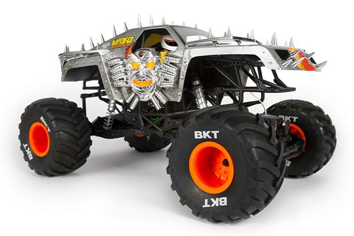 AXIAL SMT10 MAX-D 1/10 4WD RTR MONSTER JAM TRUCK