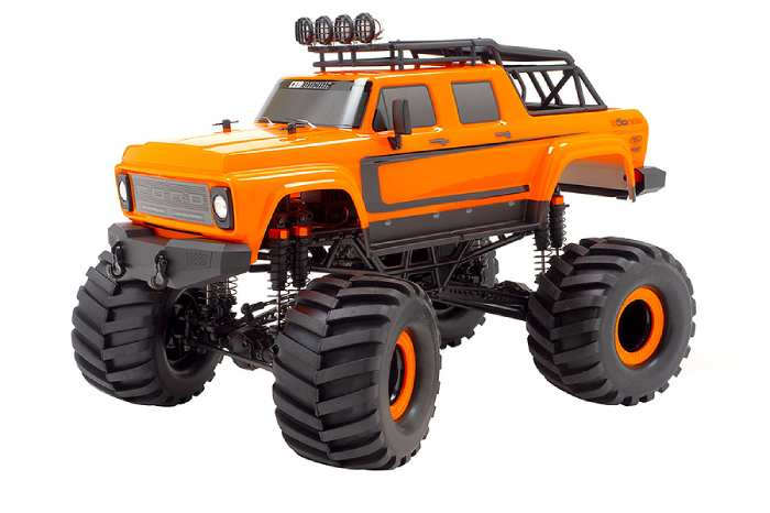 CEN RACING MT-SERIES FORD B50 1/10 SOLID AXLE RTR TRUCK RTR